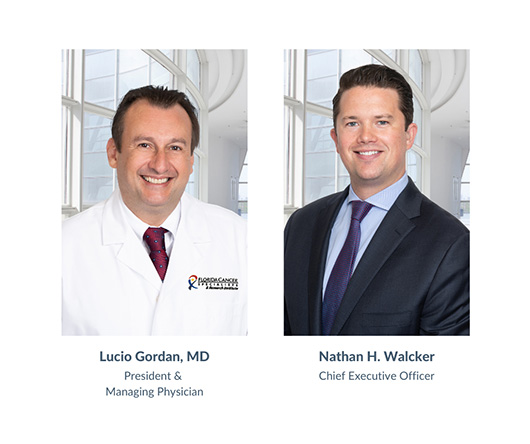photo of Nathan H. Walcker, CEO and Lucio Gordan, MD of FCS